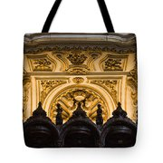 Mezquita Cathedral Choir Stalls Details Tote Bag