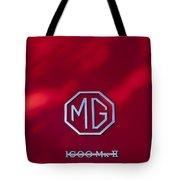 Mg 1600 Mk II Emblem Tote Bag