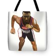 Michael Johnson Tote Bag