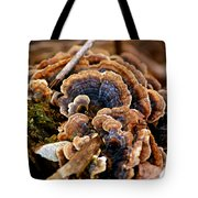 Michigan Fungus Tote Bag