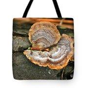 Michigan Golden Fungus Tote Bag