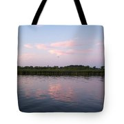 Michigan Sunset Tote Bag