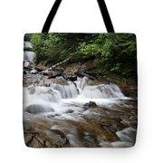 Michigan Waterfall Tote Bag