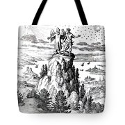 Microcosm, Macrocosm, 17th Century Tote Bag