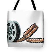 Microfilm Tote Bag