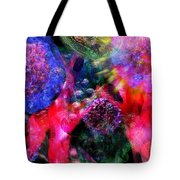 Microscope Dreaming 4 Tote Bag