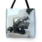 Microscope Tote Bag