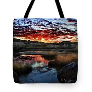 Middle Earth Hdr2 Tote Bag