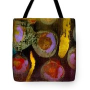 Midnight Baubles Tote Bag