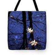 Midnight Stillness Tote Bag