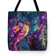 Midnight Kiss  Tote Bag
