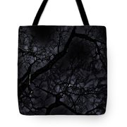 Midnight Tree 1 Tote Bag