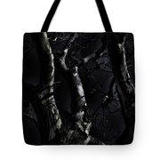 Midnight Tree 3 Tote Bag