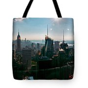Midtown South Tote Bag