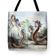 Midwest Copperheads, 1863 Tote Bag