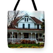 Midwest Victorian Tote Bag