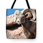 Mighty Big Horns You Have Tote Bag