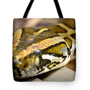 Mighty Python Tote Bag