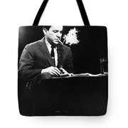 Mike Wallace (1918-2012) Tote Bag