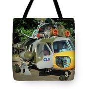 Mil Mi-2 Hoplite Tote Bag