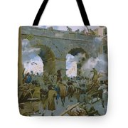 Milanese Chasing Out Austrians Tote Bag
