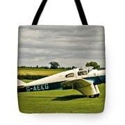 Miles M.3 Falcon Circa 1934 Tote Bag
