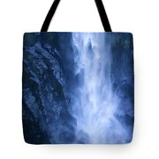 Milford Sound New Zealand Tote Bag