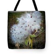 Milk Weed Tote Bag