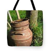 Milkcan Tote Bag