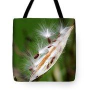 Milkweed Whisper Tote Bag