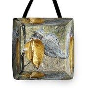 Milkweed Pods - Mirror Box Tote Bag