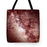 Milky Way In Sagittarius Tote Bag