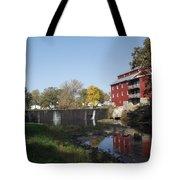 Mill Apartments Tote Bag