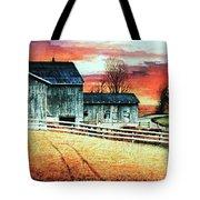 Mill Creek Farm Tote Bag