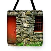 Mill Door And Window Tote Bag