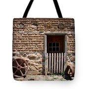 Mill Door Tote Bag