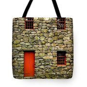 Mill House Over Stream Tote Bag
