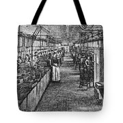 Mill Industry Tote Bag