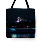 Millbank Firework Display Tote Bag