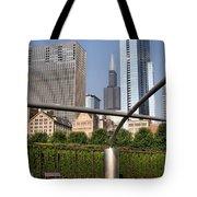 Millenium Park - 1 Tote Bag