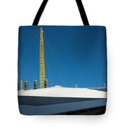 Millennium Dome London Tote Bag