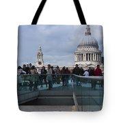 Millennium Footbridge Tote Bag