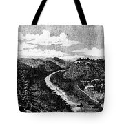 Milwaukee, C1820 Tote Bag