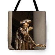 Mime Florence Italy Tote Bag
