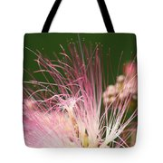 Mimosa And Worm Tote Bag