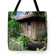 Minahasa Traditional Home 1 Tote Bag