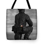 Miner Remembered Tote Bag