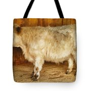 Mini Moo Tote Bag