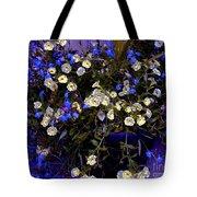 Mini Petunias Tote Bag