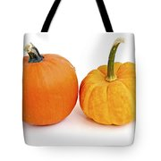 Mini Pumpkins Tote Bag by Elena Elisseeva
